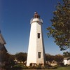 Old Point Comfort Lighthouse, Fort Monroe, Hampton, Virginia