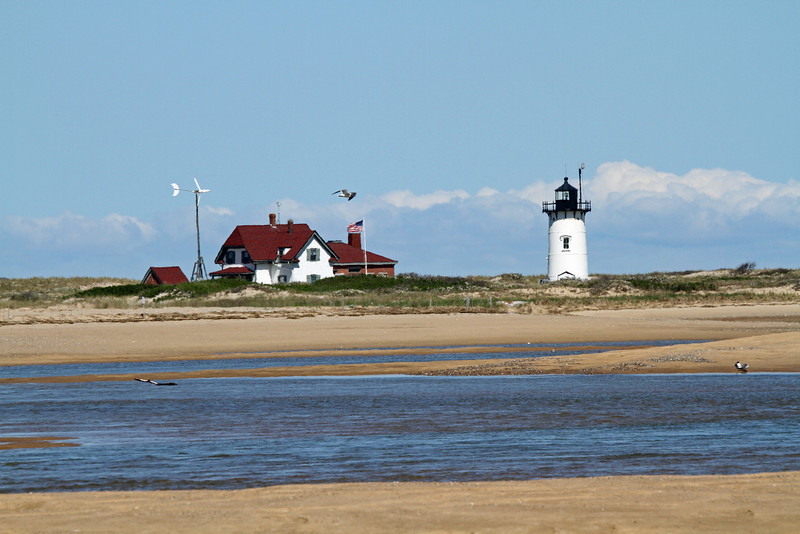 RACE POINT LIGHT - PROVINCETOWN, MA