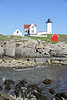 CAPE NEDDICK LIGHT (NUBBLE LIGHT) - YORK BEACH, ME