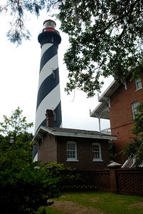 St. Augustine Lighthouse  Florida