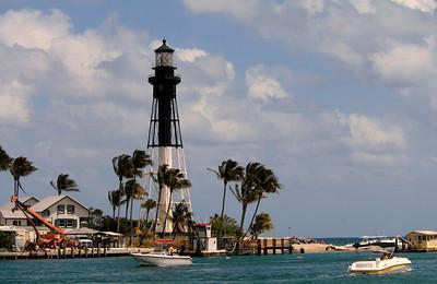 Hillsboro Inlet Lighthouse Florida