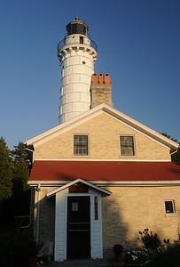Cana Island Lighthouse  Wisconsin