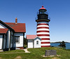 WEST QUODDY LIGHT - LUBEC, ME