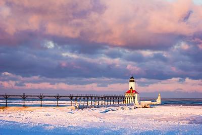 First Light in Michigan City