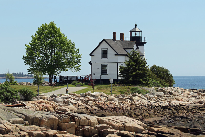 PROSPECT HARBOR LIGHT - PROSPECT HARBOR, ME