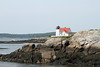 HENDRICKS HEAD LIGHT - WEST SOUTHPORT, ME