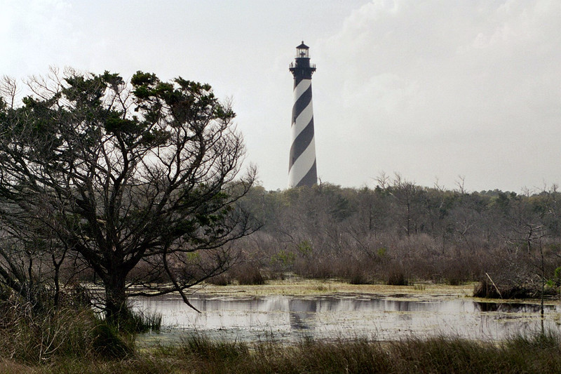 Cape Hatteras Lighthouse, Hatteras Island, North Carolina