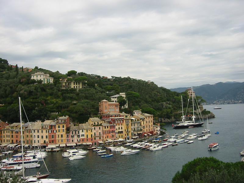 Another Portofino shot.