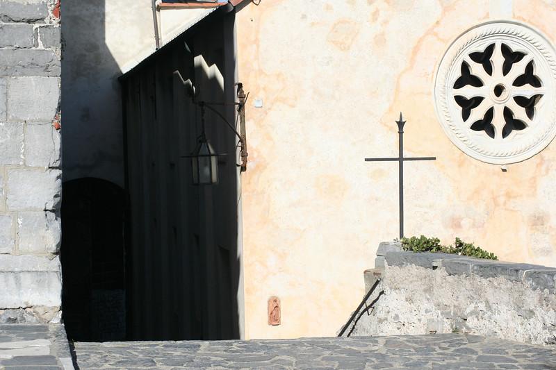 A shot in Portovenere.