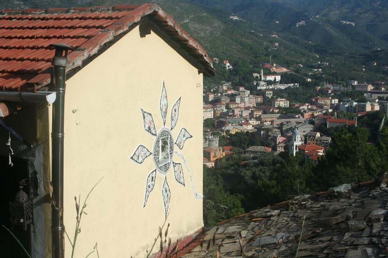 A b&b in Levanto.