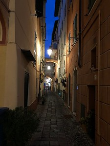 Bordighera, Liguria