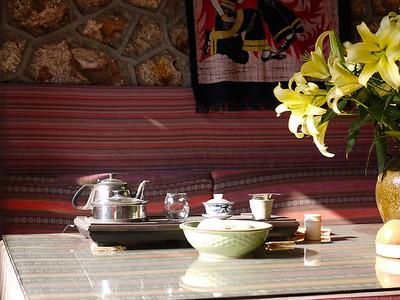 Shuhe - Cafe setting