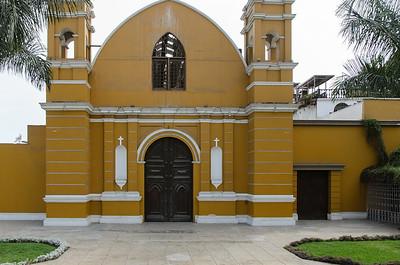 Iglesia La Ermita (Barranco, Lima)