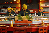 Itamae on the job - Edo Sushi Bar - San Isidro - Lima<br /> <br /> Itamae chambeando - Edo Sushi Bar - San Isidro - Lima<br /> <br /> Itamae aan het werk - Edo Sushi Bar - San Isidro - Lima<br /> <br /> Itamae au boulot - Edo Sushi Bar - San Isidro - Lima