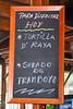 Oferta del día/Today's special/Aanbod van de dag/Offre du jour<br /> Cevichería El Pescadito Azul - C/. Chorrillos - Chorrillos - Lima - Perú