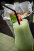 Alpamayo cocktail (Cevicheria La Mar - Miraflores - Lima - Peru)