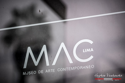 MAC Lima (Mueso Arte Contemporáneo ) - Barranco