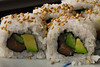Salmon maki @ Edo Sushi Bar - San Isidro - Lima<br /> <br /> Maki de salmón en Edo Sushi Bar - San Isidro - Lima<br /> <br /> Zalm maki in Edo Sushi Bar - San Isidro - Lima<br /> <br /> Maki de saumon chez Edo Sushi Bar - San Isidro - Lima