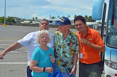 Aloha to Tour Guides