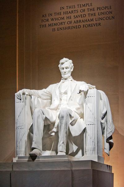 Lincoln Memorial Redo