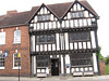 Nash House, Stratford-upon-Avon, home of Shakespeare's granddaughter.