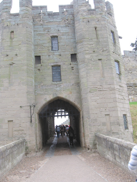 Warwick Castle May 24, 2007