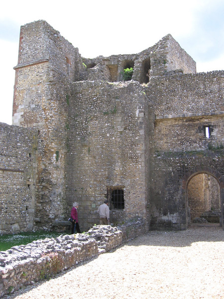 The Medieval Bishop's Palace, Winchester