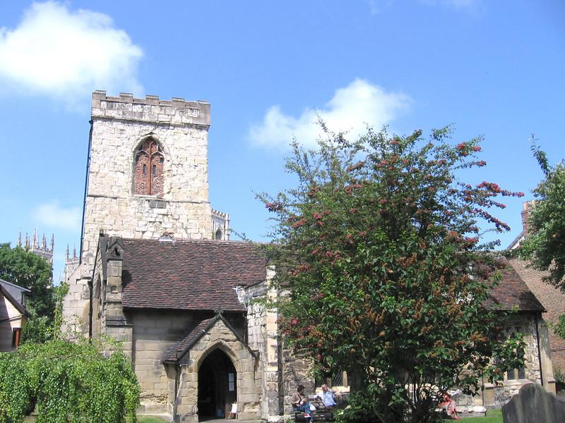Holy Trinity Church, York