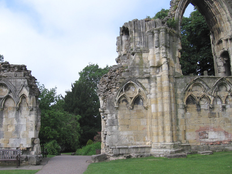 St. Mary's Abbey, York