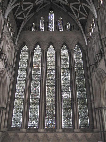 Five Sisters Window, York Minster