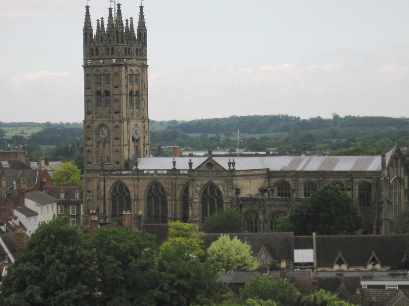 St. Mary's Church, Warwick