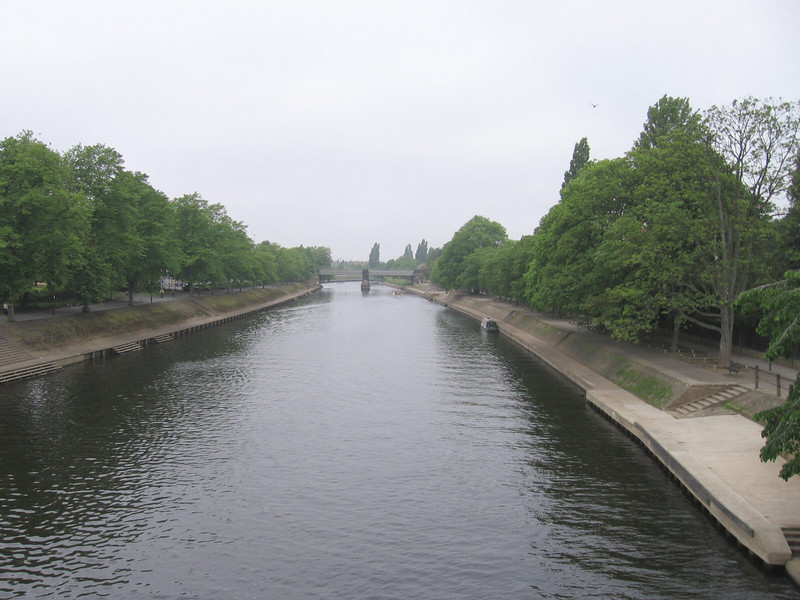 he River Ouse, York