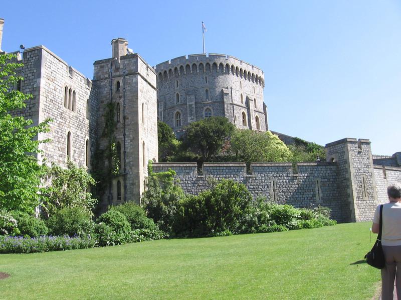 Windson Castle.
