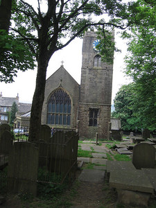 The Haworth Parish Church