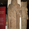 Statue for St. Mary's Abbey, York circa 1140--The British Museum