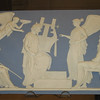 The Apotheosis of Homer Plaque, Wedgwood, late eighteenth century--The British Museum