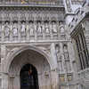 West door, Westminster Abbey