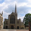Norwich Cathedral, west front