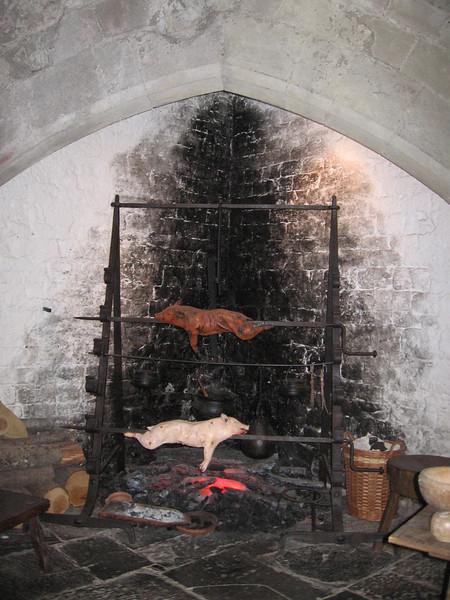 Abbott's Kitchen, Glastonbury Abbey