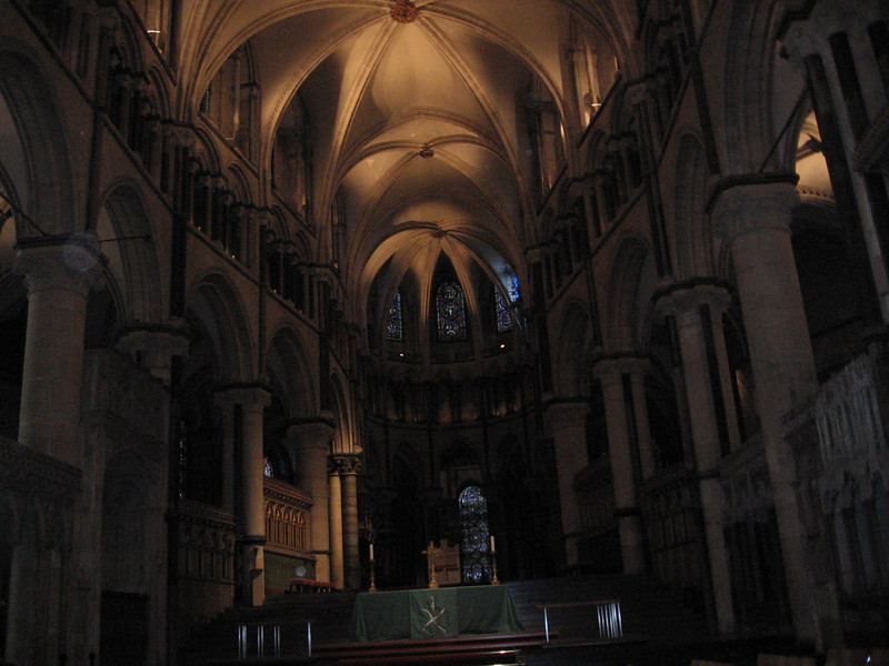 The High Altar, Canterbury Cathedral