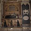 Tomb of Matthew Hutton, Archbishop of York 1595-1601.