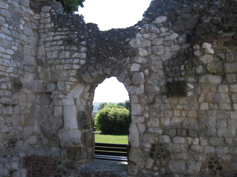 Blackfriars Dominican Priory (thirteenth century), dissolved 1538, Arundel