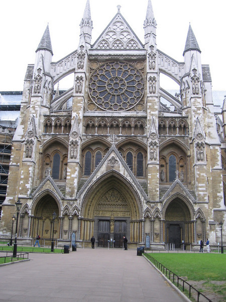 South Transept, Westminster Abbey