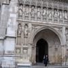 West door, Westminster Abbey