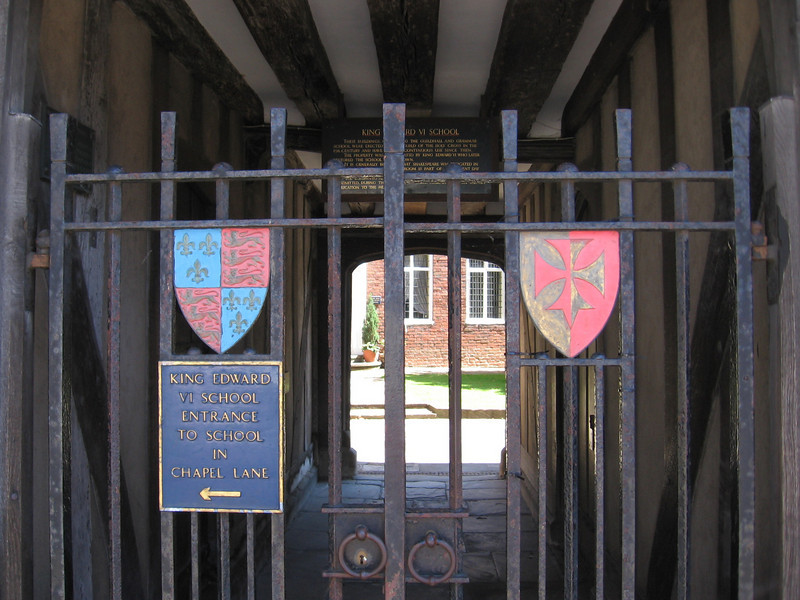 King Edward VI School, Stratford-upon-Avon