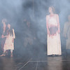 Lady Macbeth through the fog.