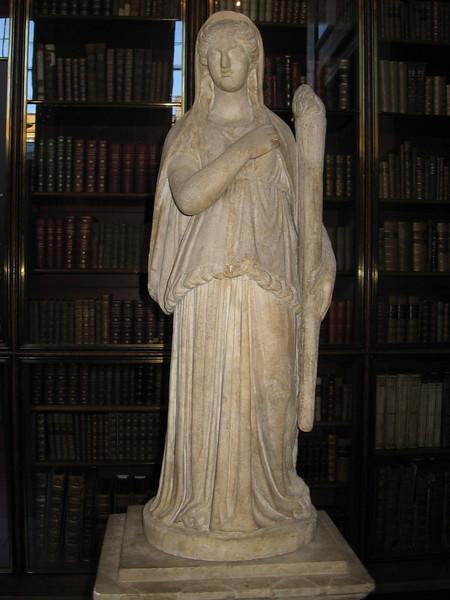 State of Demeter, Roman, second century--The British Museum