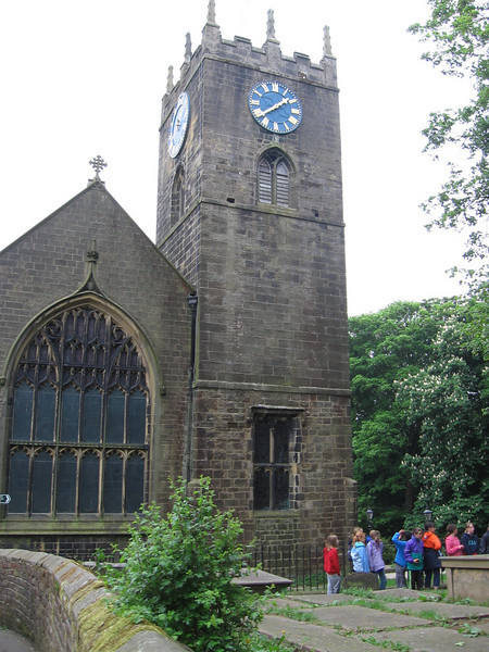 Haworth Parish Church