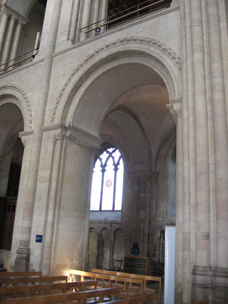 Norman arches, Norwich Cathedral