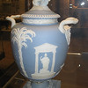 The Pegasus Vase, Wedgwood, late eighteenth century--The Brish Museum